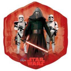 Balon Super Kształt Star Wars 55x58 cm
