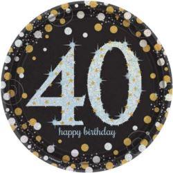 Balon foliowy Ślubne Gołąbki 43 cm