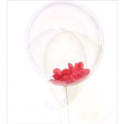 """balony, balony na hel, dekoracje balonowe, balony Łódź, balony z nadrukiem, Balony Premium Chrzest, 12 """" - biały, 5 szt."""