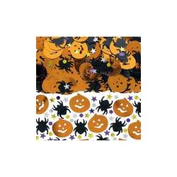 balony, balony na hel, dekoracje balonowe, balony Łódź, balony z nadrukiem, Konfetti Halloween