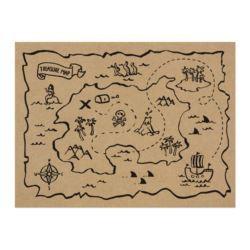 Podkładki papierowe Piraci, 40x30cm