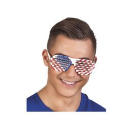 Okulary USA - 1 szt.