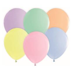 """balony, balony na hel, dekoracje balonowe, balony Łódź, balony z nadrukiem, Balony Premium Hel """"Owoce"""", 13""""/ 5 szt."""
