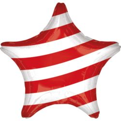 Standard Two-sided Stars and Stripes Balon foliowy