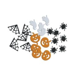 balony, balony na hel, dekoracje balonowe, balony Łódź, balony z nadrukiem, Upiorne Konffetti Halloween