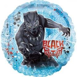 "Jumbo ""Black Panther"", balon foliowy"