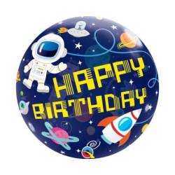 balony, balony na hel, dekoracje balonowe, balony Łódź, balony z nadrukiem, Balon foliowy 22 cale QL Bubble Poj. HB