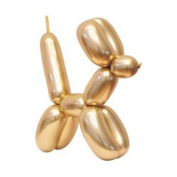 Balony do modelowania Beauty&Charm platynowe 50szt